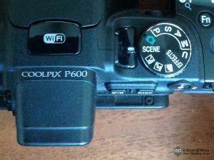 Scene Mode on Nikon CoolPix P600