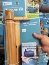 Bamboo Pump