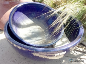 Bowl without hole in bottom